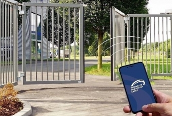 EntraQuick® I & II The smart combination of gate and barrier